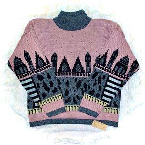 Genuine 25+ Years Vintage Dressy Tessy Sweater